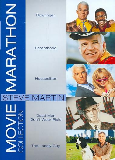 STEVE MARTIN MOVIE MARATHON COLLECTIO BY MARTIN,STEVE (DVD) [3 DISCS]